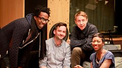 Bonobo in session for Gilles Peterson - Transits (feat. Szjerdene)