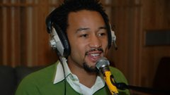 John Legend chats to Steve Wright