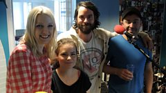 Tunng speak to Lauren Laverne