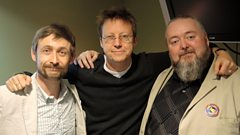 The Duckworth Lewis Method speak to Simon Mayo