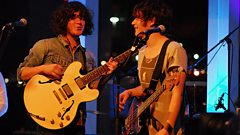 Kyle Falconer chats to Janice Long