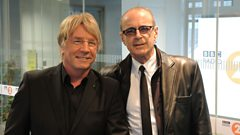 Status Quo chat to Steve Wright