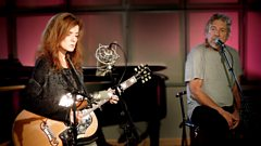Patty Griffin and Robert Plant - Highway Song