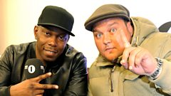 Dizzee talks music and money to Charlie Sloth