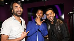 Juggy D and Middleman catch up with Nihal
