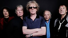 Mott The Hoople chat to Mark Radcliffe