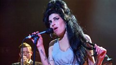 Amy Winehouse in conversation with Janice Long