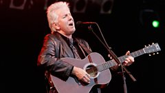 'If Trump gets in I might come home' – Graham Nash