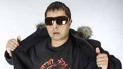 Panjabi MC on Tony Singh Pabla