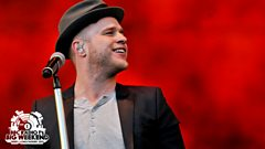Olly Murs - Radio 1's Big Weekend highlights
