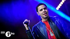 J. Cole - Radio 1's Big Weekend highlights