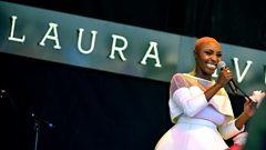 Laura Mvula  - Green Garden at Glastonbury 2013