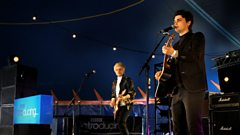 Ruen Brothers - Blood Runs Wild at Glastonbury 2013