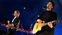 Ruen Brothers - Aces at Glastonbury 2013
