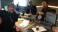 Status Quo chat to Richard Madeley