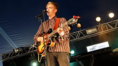 George Ezra - Benjamin Twine at Glastonbury 2013