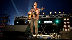 George Ezra - Did You Hear The Rain at Glastonbury 2013