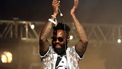 Mikill Pane - Chairman Of The Bored at Glastonbury 2013