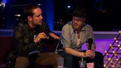 Mumford & Sons talk about headlining Glastonbury 2013
