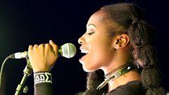 Moko - Hand On Heart at Glastonbury 2013