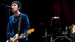 Johnny Marr - New Town Velocity at Glastonbury 2013