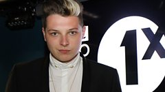 John Newman chats to Charlie Sloth