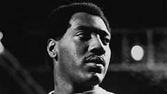 Otis Redding is inducted into the Singers Hall of Fame