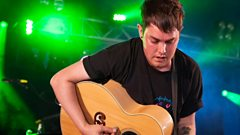 Jim Lockey and The Solemn Sun - New Natives at T in the Park 2013