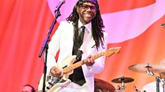 Nile Rodgers talks to Lauren Laverne