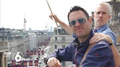 Shaun Keaveny & Matt Everitt ready to rock Latitude