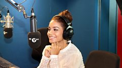 Vanessa Hudgens does Eastenders on 1Xtra Breakfast