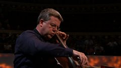 Watch part of Lutosławski's Concerto for Cello from BBC Proms 2013