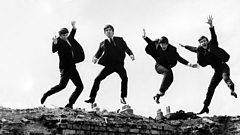 The Beatles at the Beeb
