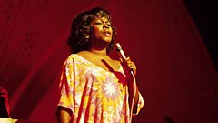 Sarah Vaughan is inducted into Michael Ball's Singers Hall of Fame