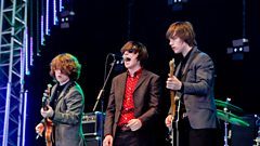 The Strypes - Glastonbury highlights