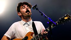 Local Natives - Glastonbury highlights