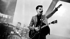 Arctic Monkeys - Glastonbury highlights