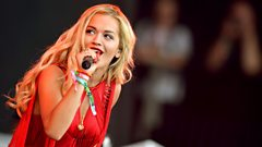 Rita Ora - Glastonbury highlighlts