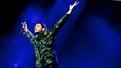 Example - Glastonbury highlights