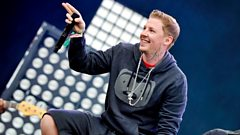 Professor Green - Glastonbury highlights