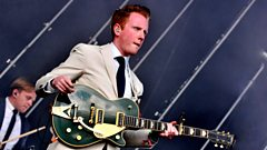 Two Door Cinema Club - Glastonbury highlights