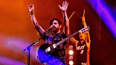 Foals - Glastonbury highlights