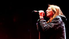Portishead - Glastonbury highlights