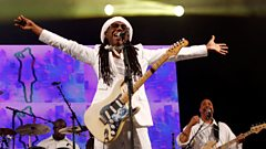 Chic feat. Nile Rodgers - Glastonbury highlights