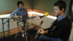 Texas perform live in session