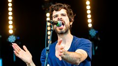 Devendra Banhart - Glastonbury highlights