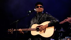 Bobby Womack - Glastonbury highlights
