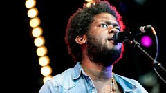 Michael Kiwanuka - Glastonbury highlights