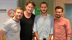 Editors catch up with Dermot O'Leary