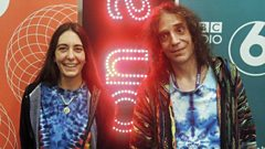 Ozric Tentacles chat to Mark Radcliffe